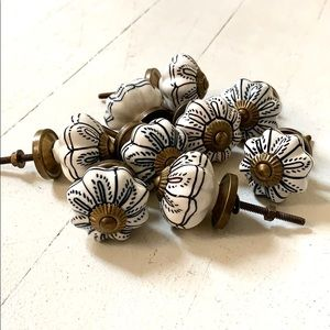 Anthropologie Ceramic Knobs